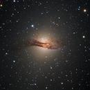 NGC 5128 Centaurus A Galaxy,                                KaedekaShizuru