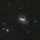 NGC 1097,                                Mark Sansom