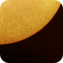 Sun surface / limb 28_05_2021,                                Boštjan Zagradišnik