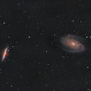 M81 & M82,                                kskostik