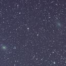 NGC 185 and NGC 147 (Satellites of the Andromeda Galaxy),                                Ryan Betts
