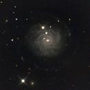 NGC 3344,                                Gotthard Stuhm