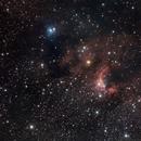 Cave Nebula trial,                                Jocelyn Podmilsak