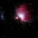 Orion Nebula,                                Greg Nelson