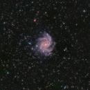 NGC6946,                                Vasile Unguru