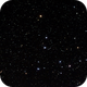 MEL 111 - Coma Star Cluster + The Needle galaxie (II),                                AC1000