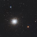 Messier 13,                                Teagan Grable