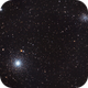 M 53 and NGC 5053,                                Greg Edwards