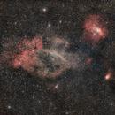 Bubble Nebula Region,                                bclary