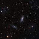 NGC 672 - Galaxies in Triangulum Constellation,                                Dhaval Brahmbhatt
