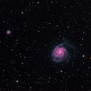 M 101 L-RGB,                                Stefan Schimpf
