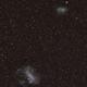 Large & Small Magellanic Clouds,                                Geoff Scott