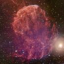 IC443 - The Jellyfish Nebula,                                Benjamin Olry