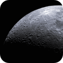 """Moon - First Light Meade 6"""" SC ACF & QHY 174M Cool,                                Astrozeugs"""