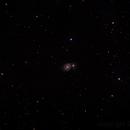 Whirlpool Galaxy,                                athornton79