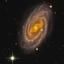 M109 Spiral Galaxy,                                Jerry Macon