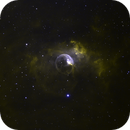 NGC 7635,                                Frank McMahon