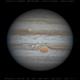 Jupiter - 2016/03/13 3:43 UTC,                                Chappel Astro