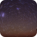 southern pole and magellanic clouds,                                Thorsten