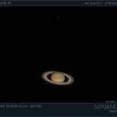 Saturne et Titan,                                Sébastien LUCAS