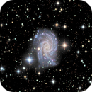 NGC 2835  LRGB,                                Brent Jaffa