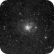 NGC1579 - Trifid of the North,                                Richard Bratt