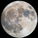 Full Moon,                                Jussi Kantola