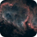 The Soul of the timeless beauty - IC 1848, Sh2-199,                                Ivaylo Stoynov