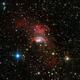 Bubble Nebula ASI224,                                cuivenion