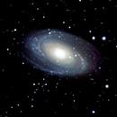 M81 & M82 - Bode Galaxy and Cigar Galaxy,                                Richard Blackshaw
