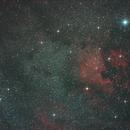 NGC 7000,                                Randall Evans