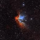 Wizard Nebula (NGC 7380),                                Wintyfresh