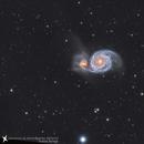 M51 Galaxy ,                                Andres Noriega
