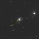 M99 & sa SN2014L,                                FranckIM06