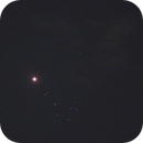 Video of the ISS passing by the Venus & M45 Conjunction,                                Nico Carver
