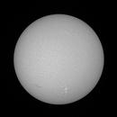 Sun in Halpha - June 6, 2020 - Full Disk with AR2765,                                JDJ
