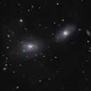 NGC3166 & NGC3169,                                AstroGG