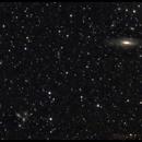 NGC 7331 & Stephan's Quintet,                                Nikolay Vdovin