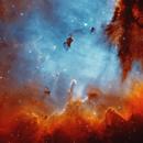 Preciousness of Pacman - NGC 281,                                Lars Stephan
