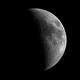 2019-05-10 Waxing Crescent Moon,                                Yu-Hang Kuo