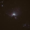 Orion Nebula M42,                                SERESME