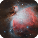 M42 The great Orion Nebula,                                Andreas Eleftheriou