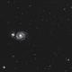 M51 Whirlpool,                                Martin Wey