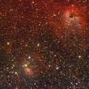 IC410, IC417, ngc1907 and LDN1516 in Auriga,                                Zoltan Panik (ijanik)