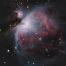 M42 Orion's Nebula,                                Michael Finan