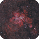 Eta Carinae Nebula widefield,                                Richard Muhlack