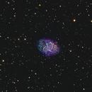 M1 Crab Nebula - HSO,                                Roberto Sartori