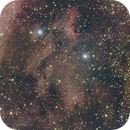 Pelican Nebula,                                Graeme Holyoake