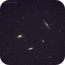The Leo Triplet - M66 Group,                                Agostino Lamanna