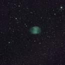Messier 27 (The Dumbbell Nebula),                                Steve Siedentop